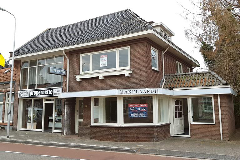 Pand Qubus Droomhuizen Raalte
