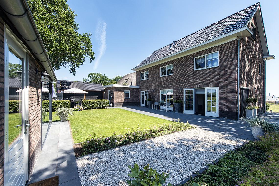 Vrijstaande notariswoning Steenwijk