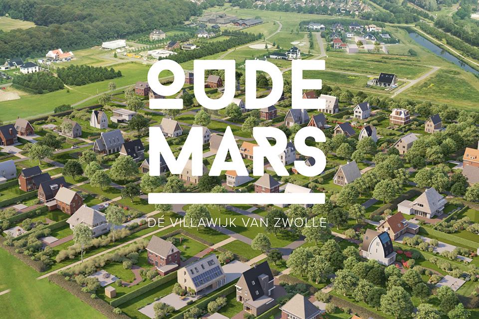 Kavels Oude Mars Zwolle te koop